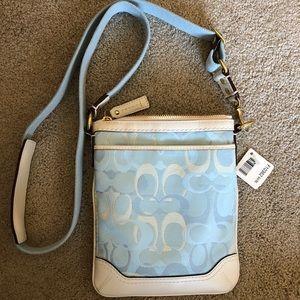 NWT Coach Crossbody Messenger Bag